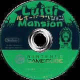 ルイージマンション GameCube disc (GLMJ01)