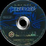 ウェーブレース ブルーストーム GameCube disc (GWRJ01)