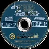 ゼルダの伝説 風のタクト GameCube disc (GZLJ01)