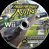 ニード・フォー・スピード ナイトロ Wii disc (R7XJ13)