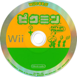 Wiiであそぶ ピクミン Wii disc (R9IJ01)