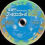 突撃!! ファミコンウォーズ VS Wii disc (RBWJ01)