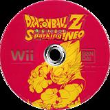 ドラゴンボールZ Sparking! NEO Wii disc (RDBJAF)
