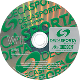 デカスポルタ Wii disc (RDXJ18)