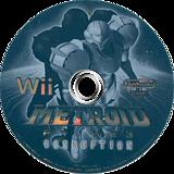 メトロイドプライム3 コラプション Wii disc (RM3J01)