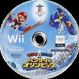 マリオ&ソニック AT バンクーバーオリンピック Wii disc (ROLJ01)