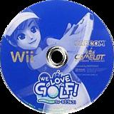 ウィー ラブ ゴルフ! Wii disc (RWGJ08)
