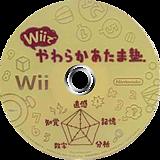 Wiiでやわらかあたま塾 Wii disc (RYWJ01)