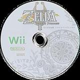 ゼルダの伝説 トワイライトプリンセス Wii disc (RZDJ01)