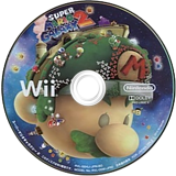 スーパーマリオギャラクシー2 Wii disc (SB4J01)