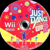 Just Dance Wii 2 Wii disc (SJDJ01)