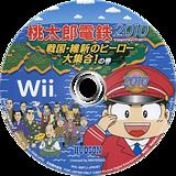 桃太郎電鉄2010 戦国・維新のヒーロー大集合!の巻 Wii disc (SMTJ18)