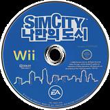 심시티 나만의 도시 Wii disc (R4CK69)
