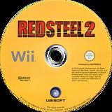 레드스틸2 Wii disc (RD2K41)