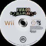 FIFA 09 All-Play Wii disc (RF9K69)