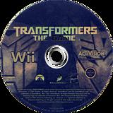 트랜스포머: 더 게임 Wii disc (RTFK52)