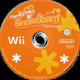 패밀리 스키 & 스노보드 Wii disc (RYKK01)