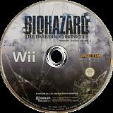 바이오 하자드: 다크사이드 크로니클즈 Wii disc (SBDK08)