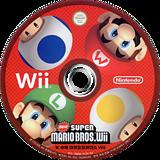 뉴 슈퍼 마리오브라더스 Wii Wii disc (SMNK01)