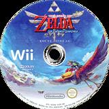 젤다의 전설 스카이워드 소드 Wii disc (SOUK01)