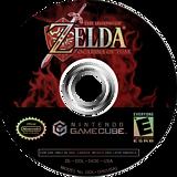 The Legend of Zelda: Ocarina of Time / Master Quest GameCube disc (D43E01)