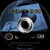 GameCube Preview Disc GameCube disc (D87E01)