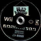 Help Wanted: 50 Wacky Jobs (Demo) Wii disc (DHKE18)