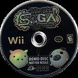 Marble Saga: Kororinpa (Demo) Wii disc (DK6E18)