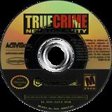 True Crime: New York City GameCube disc (G2CE52)
