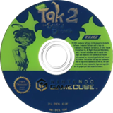 Tak 2: The Staff of Dreams GameCube disc (G2FE78)