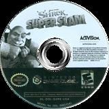Shrek SuperSlam GameCube disc (G2RE52)