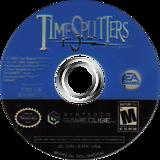 TimeSplitters: Future Perfect GameCube disc (G3FE69)