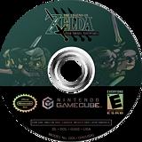The Legend of Zelda: Four Swords Adventures GameCube disc (G4SE01)
