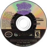 Spyro: A Hero's Tail GameCube disc (G5SE7D)