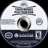 Tiger Woods PGA Tour 06 GameCube disc (G6WE69)