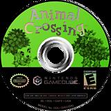 Animal Crossing GameCube disc (GAFE01)