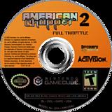 American Chopper 2 - Full Throttle GameCube disc (GAPE52)
