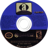 Auto Modellista GameCube disc (GAUE08)