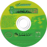 Midway Arcade Treasures 2 GameCube disc (GAYE5D)