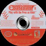 Backyard Baseball GameCube disc (GBKE70)