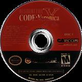 Resident Evil Code: Veronica X GameCube disc (GCDE08)