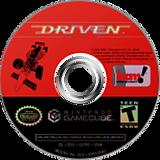 Driven GameCube disc (GDVE6L)