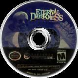 Eternal Darkness: Sanity's Requiem GameCube disc (GEDE01)
