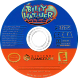 Billy Hatcher and the Giant Egg GameCube disc (GEZE8P)