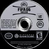 FIFA Soccer 06 GameCube disc (GF6E69)