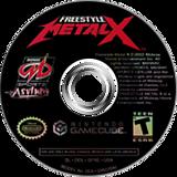 Freestyle Metal X GameCube disc (GFXE5D)