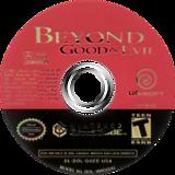 Beyond Good & Evil GameCube disc (GGEE41)
