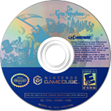 The Grim Adventures of Billy and Mandy GameCube disc (GGNE5D)