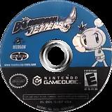 Bomberman Jetters GameCube disc (GJBE18)