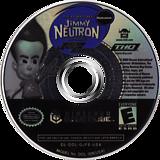Jimmy Neutron Jet Fusion GameCube disc (GJFE78)